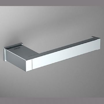 Sonia S-Cube Open Toilet Roll Holder Chrome 166879